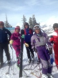 Group on Slopes